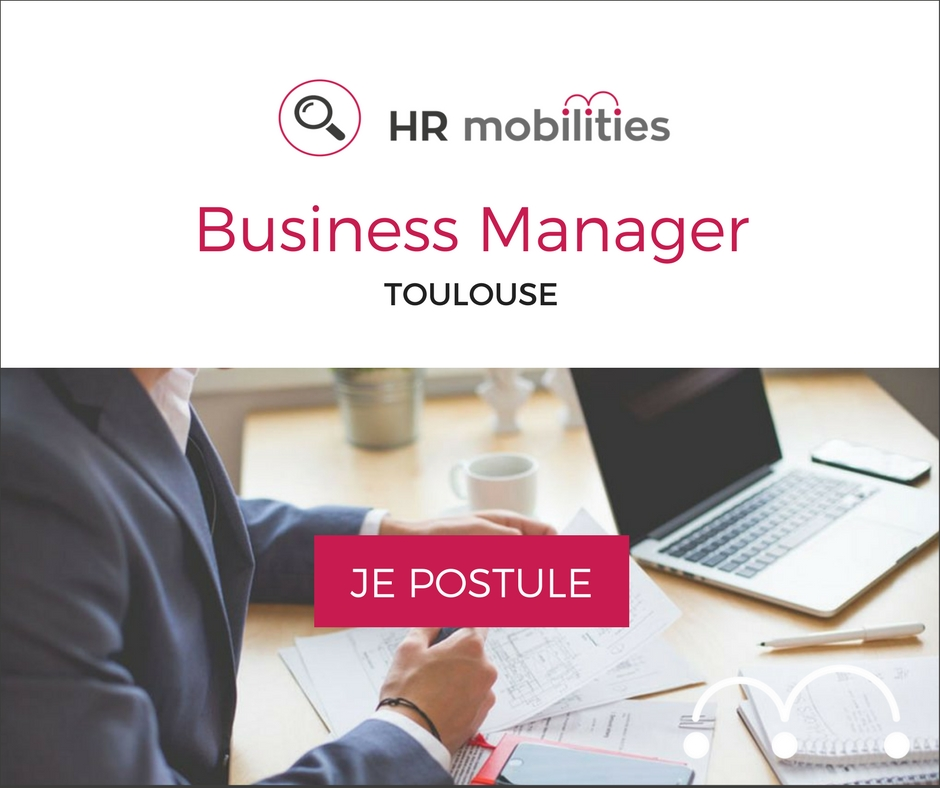 Business Manager Toulouse