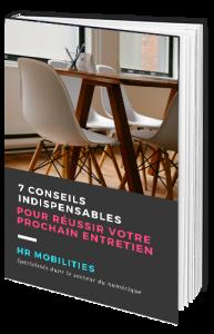 HR mobilities - ebook - Réussir votre prochain entretien