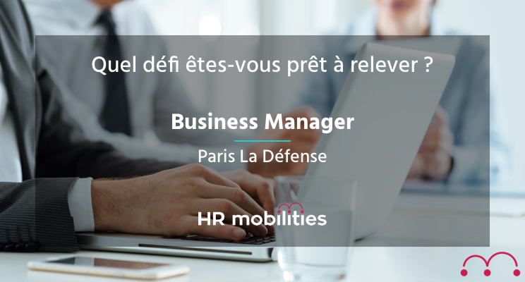 Business Manager offre d'emploi
