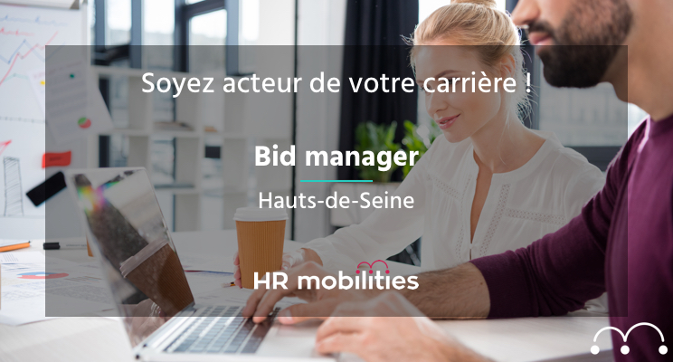 Bid Manager offre d'emploi